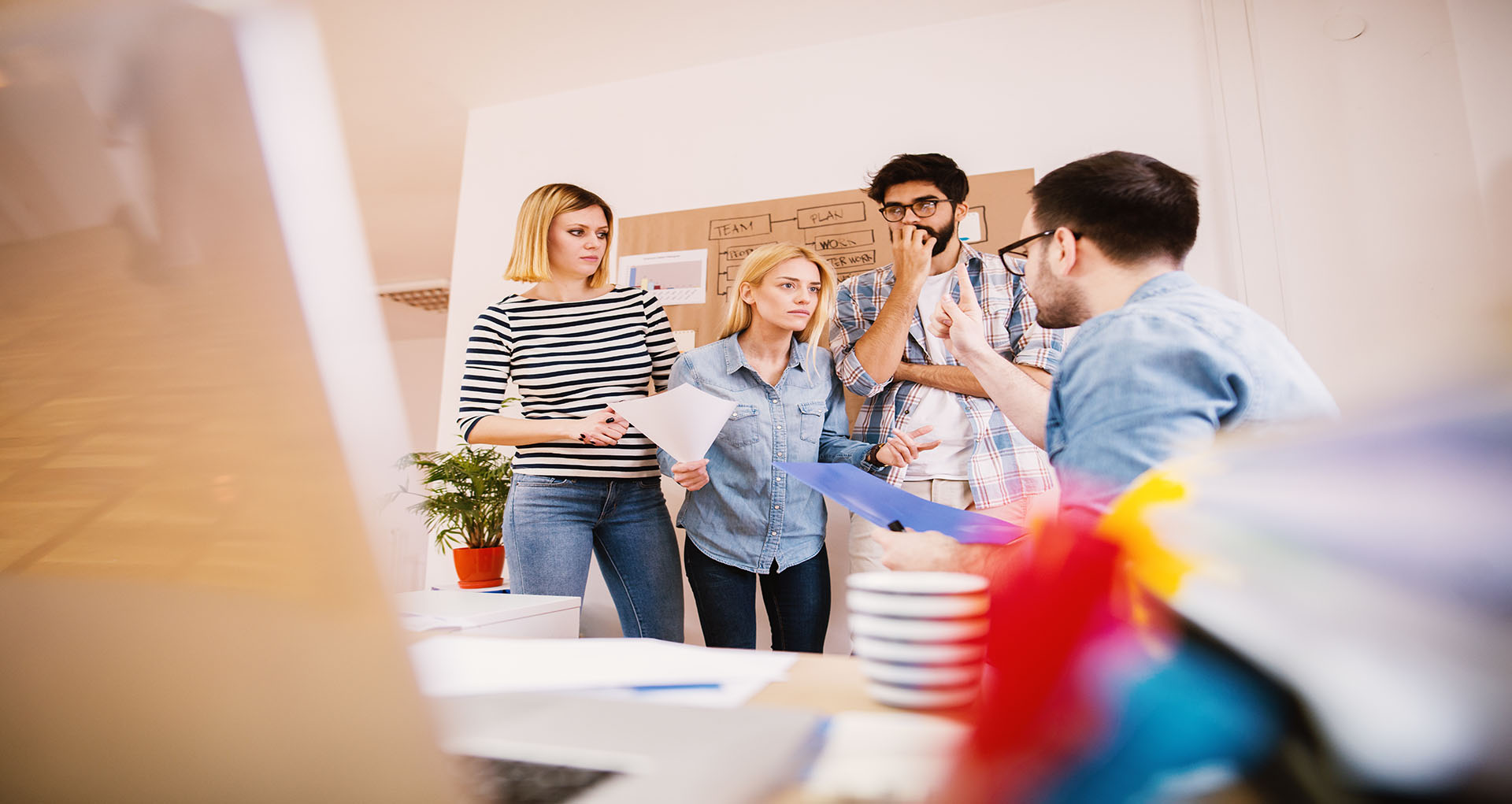 Eye Rolling Rushing and Interrupting – What's the Workplace Damage